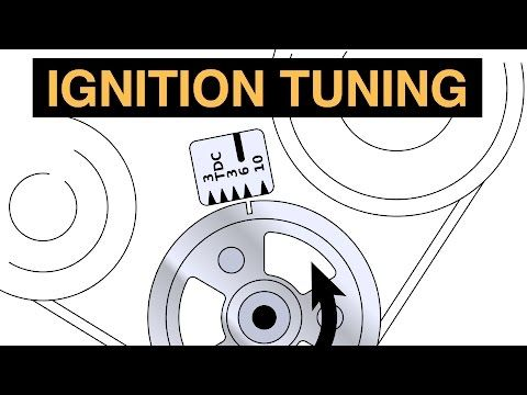 ECU Chip Tune - Ignition Timing - Increase Horsepower - YouTube