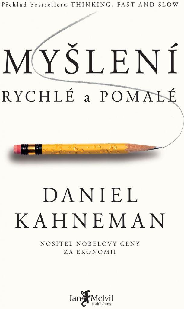 Myšlení rychlé a pomalé - Daniel Kahneman - 0