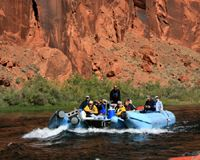 Unforgettable Colorado River Float Trip from Glen Canyon Dam to Lee's Ferry: Colorado River Discovery Raft Tour