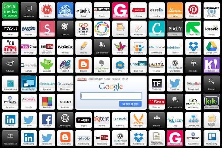 66 onderwijs tools, 14 handleidingen en 19 video tutorials! Allemaal verzameld op 1 Symbaloo overzicht!