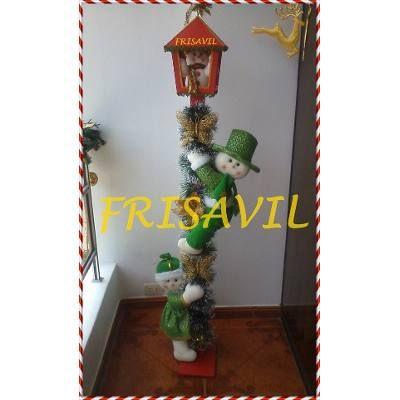 Faroles Navideños Frisavil - S/. 150,00
