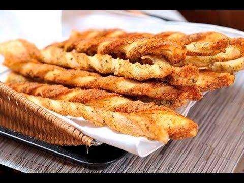 ▶ Palitos de queso - Cheese Sticks - YouTube