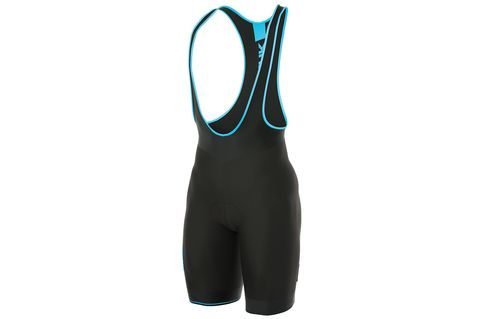 #Ale Klimatik K-Atmo Bibshort > Black/Blue - L #Cold, rain, wind and sometimes snow: when you go out in winter, you know what to expect. Ale focus on the ride, without thinking about anything else. The Ale Klimatik K-Atmo Bibshort is specifically developed to support riders during extreme weather conditions. (Barcode EAN=8055528049835)
