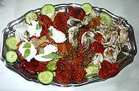 Средиземноморская диета — Википедия