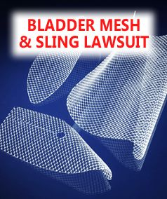 mesh strip Bladder