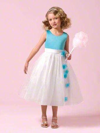 Ariels flower dress