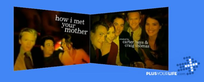 How I met your mother - bloopers Season 1 - Plus Your Life!