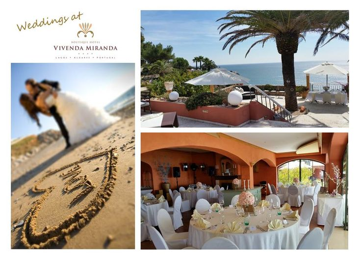 Cute & Romantik Weddings at Vivenda Miranda, Lagos, Algarve