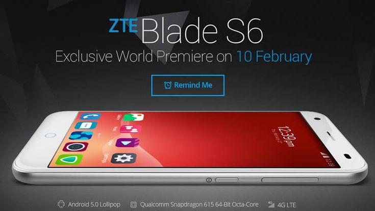 """ZTE a anunțat noul smartphone, Blade S6 pentru tehnologia 4G LTE, care are drept target de piață """"cei tineri și cei tineri la inimă"""" (adică toată lumea). Mobile(...)"""