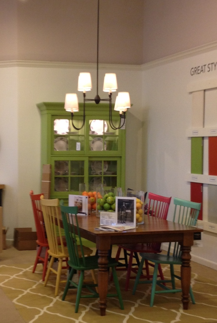 rooms with painted furniture. Mix \u0026 Match Chairs And Color Rooms With Painted Furniture