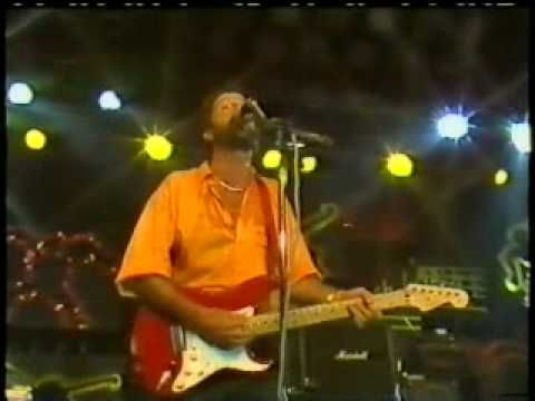 Phil Collins & Eric Clapton I shot the sheriff