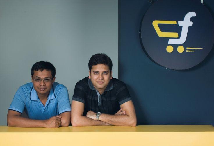 Sachin Bansal CEO Flipkart and Binny Bansal COO Flipkart 2 The story of Flipkart..