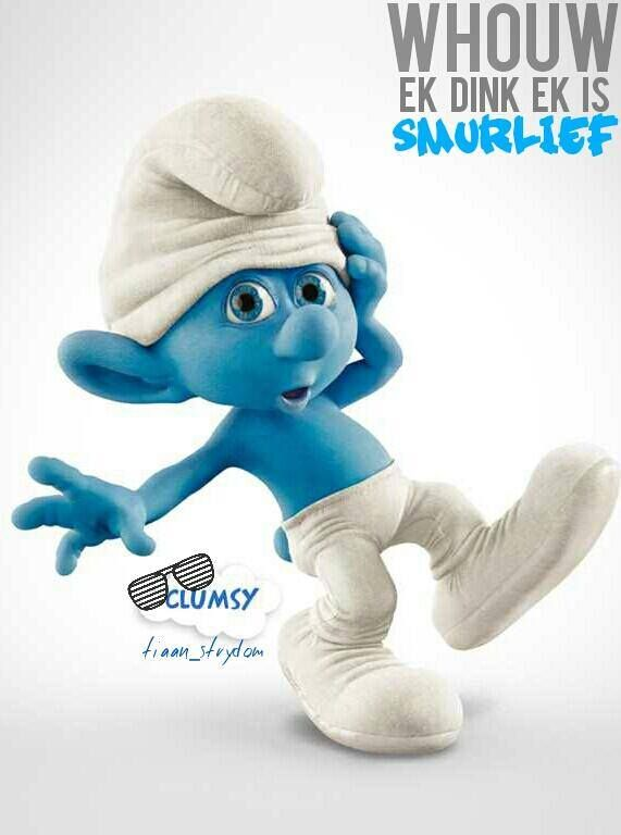 Super cute *smurlief*....