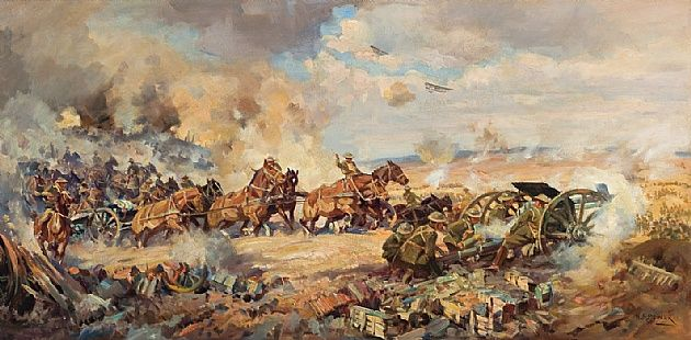 australian artillery going into battle - Yahoo Image Search Results