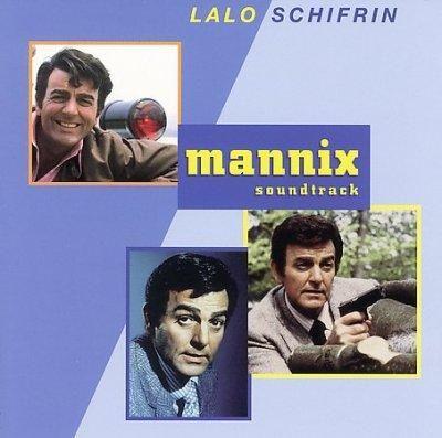 Lalo Schifrin - Mannix