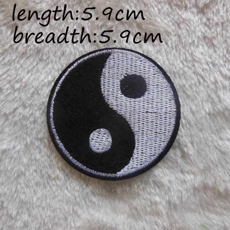 1 pcs mode nouvelle arrivée chaude adhésif thermofusible broderie Applique Fer Sur Les Patchs vêtements pantalon accessoires patches