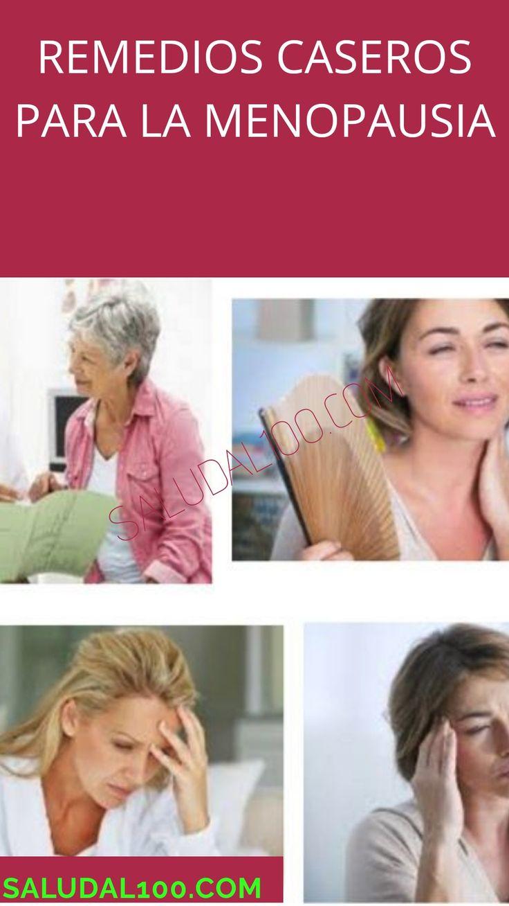 #Remedios Caseros Para La #Menopausia   salud
