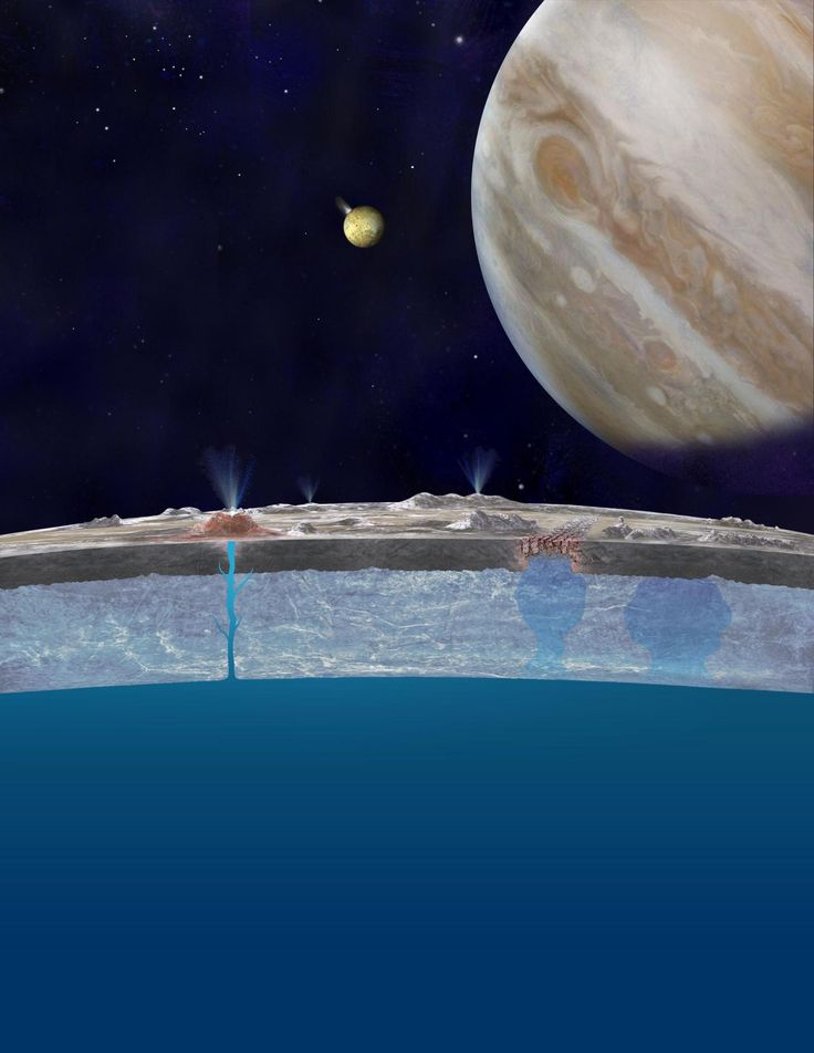 "A potential NASA life-hunting mission to the surface of Jupiter's ocean-harboring moon Europa is starting to take shape. The stationary Europa lander would use three different instrument suites to search for signs of alien life in samples collected from just beneath the moon's icy surface, according to a new report by the 21-member ""Science Definition Team"" (SDT) for the possible mission."
