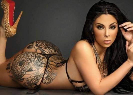 tattooed girls. Il tatuaggio è una meravigliosa forma d'arte, il corpo umano prende il posto della tela e il risultato è spesso incredibilmente erotico...