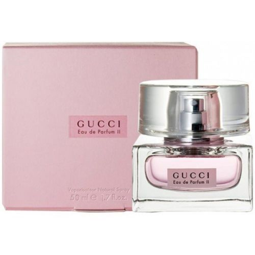 Gucci II by Gucci 1.7 oz / 50 ml EDP Spray Perfume for Women New in Box #Gucci