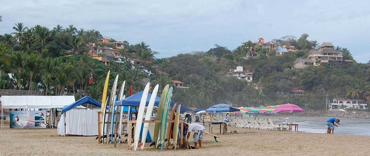 Welcome to Sayulita, Nayarit