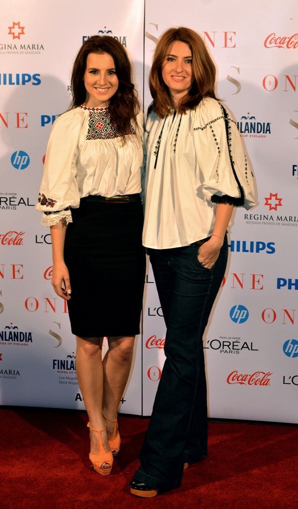 Romanian celebrities at The One Magazine 9th birthday party!