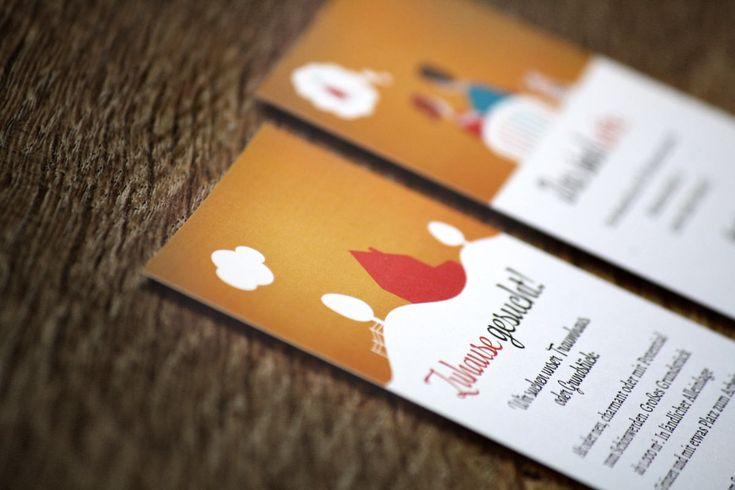 Design für Visitenkarten Haus gesucht, Vorlagen