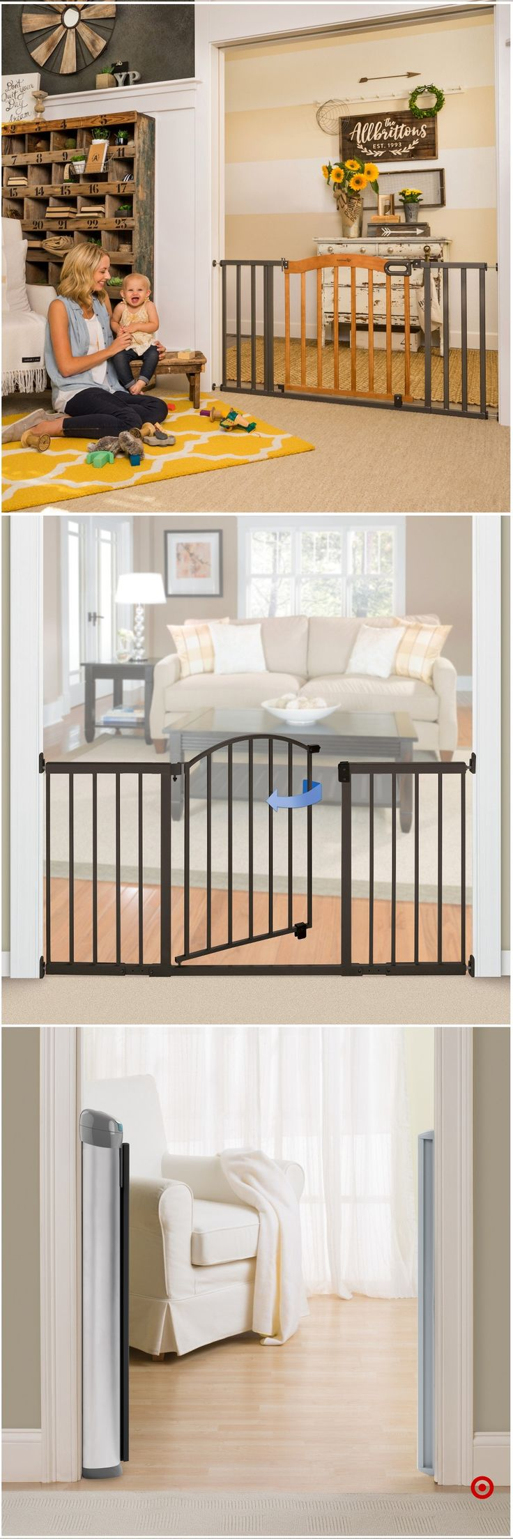 Shop Target for baby gate you will love at great low prices. Free shipping on orders of $35+ or free same-day pick-up in store.