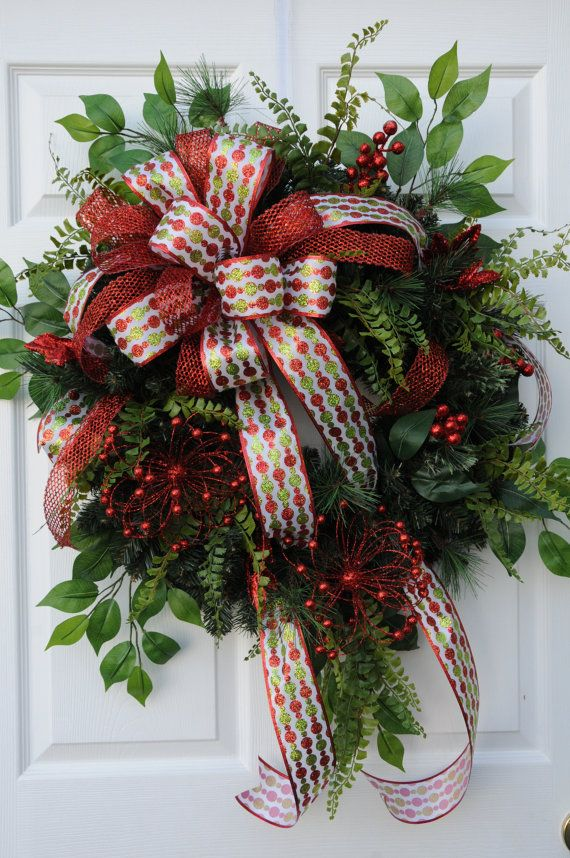 Merry Christmas Wreath 6068 best All About