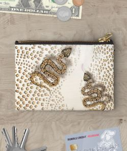 GOLDEN SNAKE 157. Studio Pouches