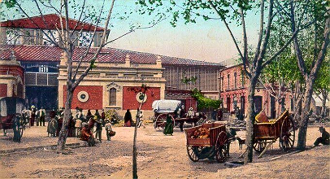 Mercado de abastos (Almería)