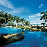 Shangri-La's Rasa Ria Resort - Kota Kinibalu