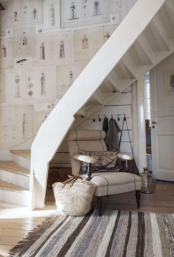 Nautical Foyer Ideas : Best images about coastal entryways hallways on