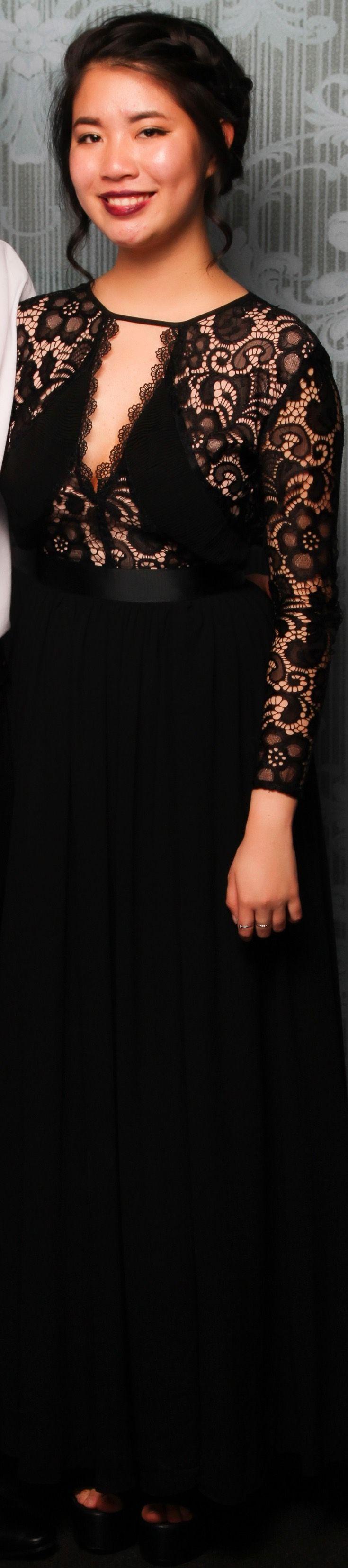 Whangaparaoa Ball 2015. Love the lace! www.whitedoor.co.nz