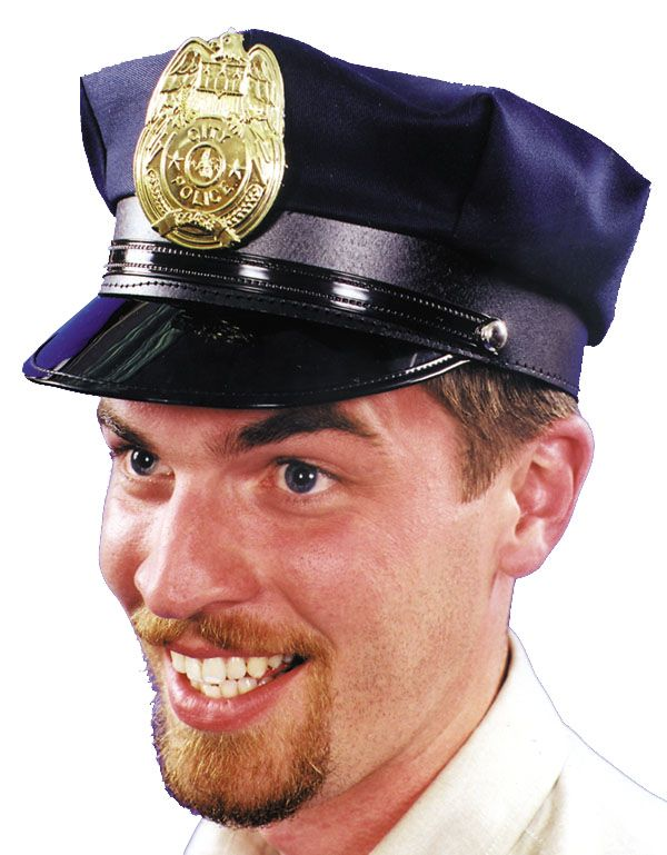 Awesome Costume Accessories Police Hat just added...