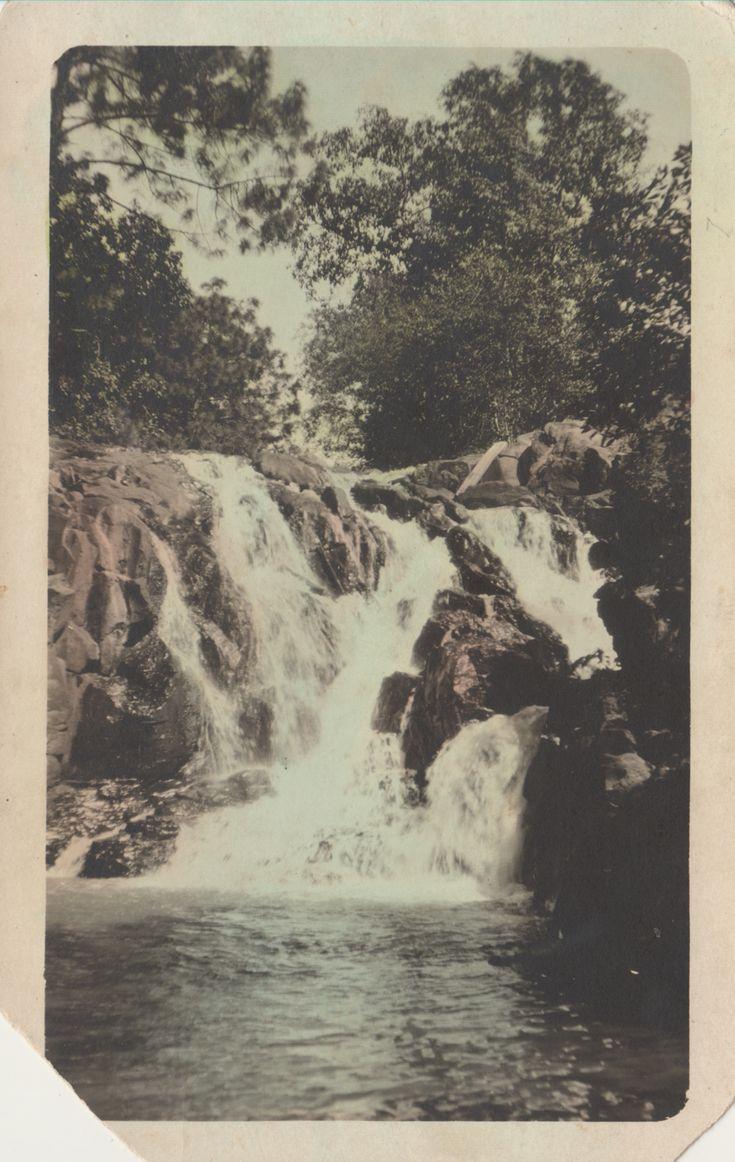 Balneario los Aguates, postal de Atenguillo