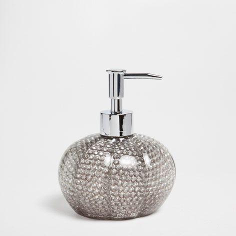 Shiny Dispenser - Accessories - Bathroom | Zara Home ...