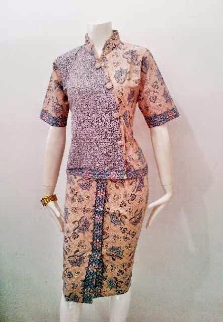 Model Baju Batik RnB Ayla Series