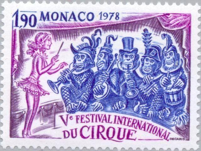 Zirkusfestival Monaco