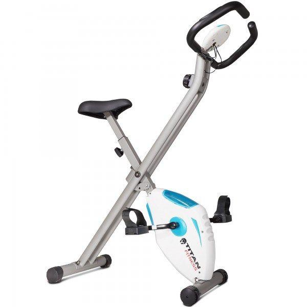 Home Exercise Equipment Biking Workout Folding Exercise Bike