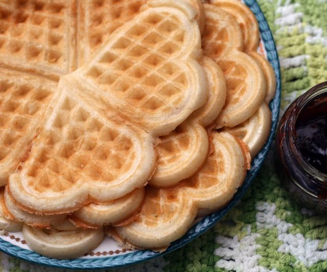 Våffel (Swedish Waffles)
