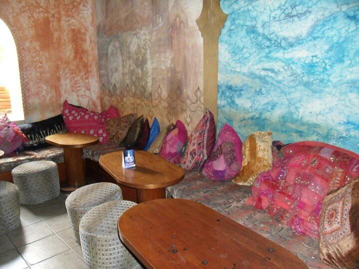 Hookah Bar In Antigua Guatemala