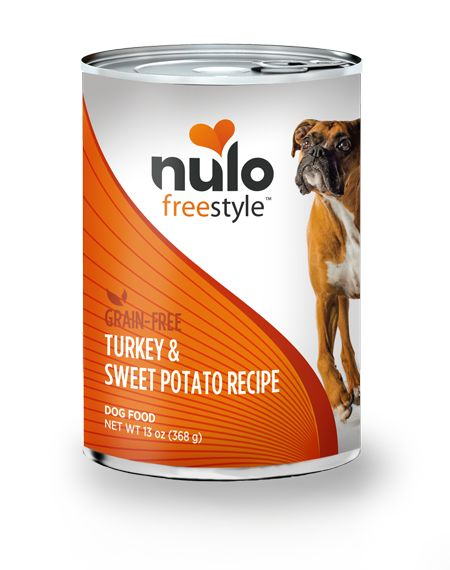 Wet Dog Food With Low Glycemic Index
