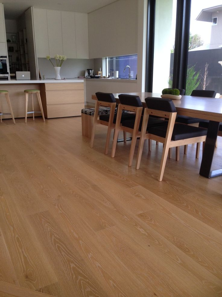 Artisan Oak Ivory Wide Plank Flooring - Distributed by Ecologic