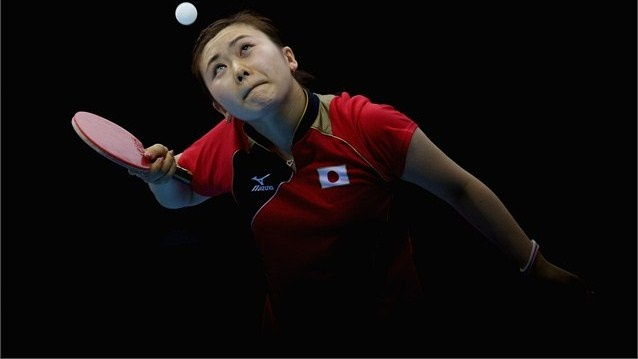 05-08-2012 - Tennis de table - TT - Women's Team - FUKUHARA Ai