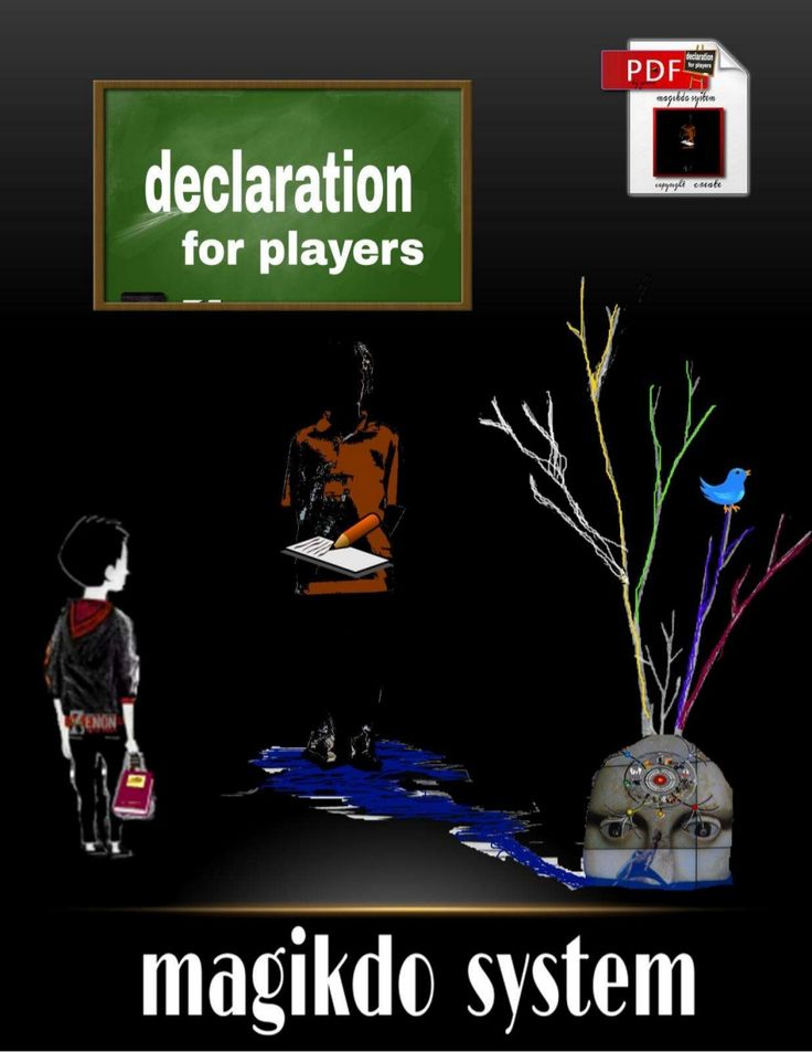 P5- Declaration of representation player  by Magikdo Basketmz via slideshare