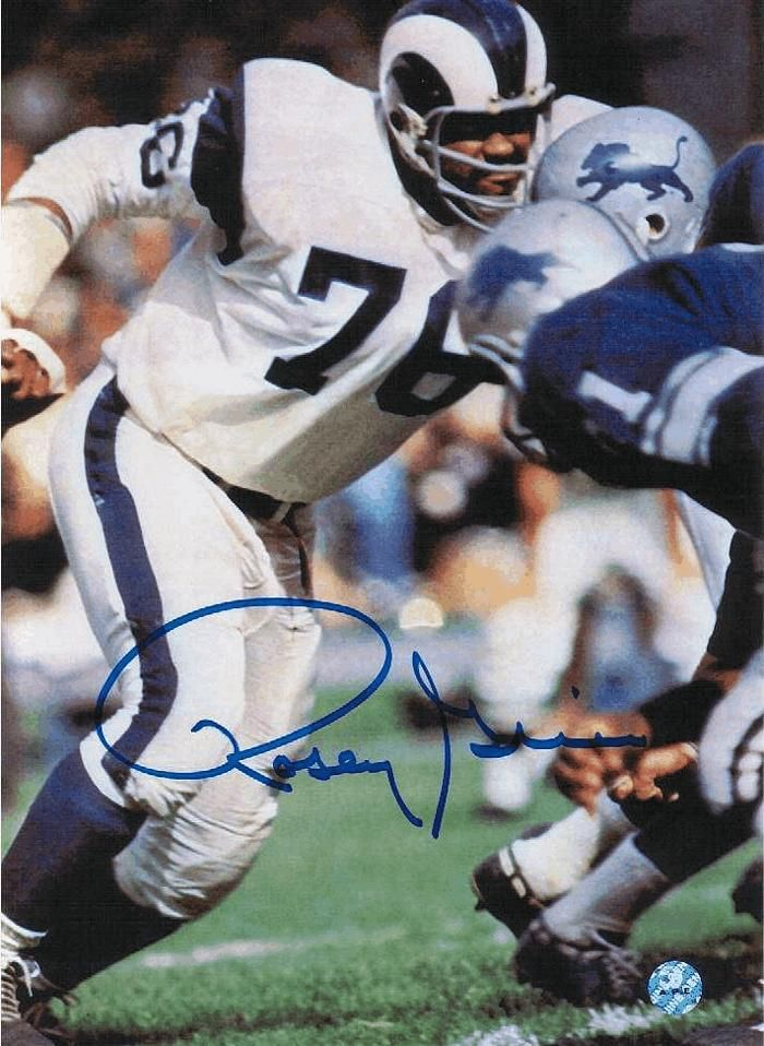 Rosey Grier - Los Angeles Rams - Google Search