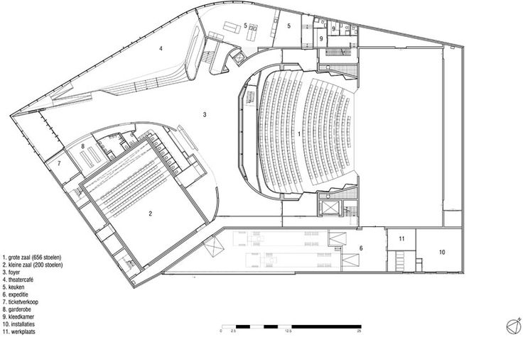 theatre de stoep plan - Google Search