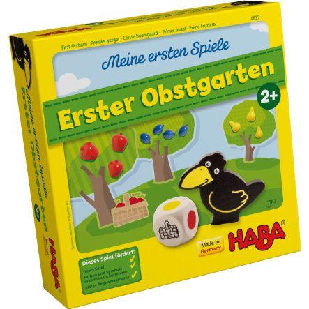 HABA Meine ersten Spiele Erster Obstgarten 4655 bei baby-markt.ch - Ab 80 CHF versandkostenfrei ✓ Schnelle Lieferung ✓ Jetzt bequem online kaufen!