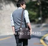 Free shipping, men bag women's handbag unisex bag all-match messenger bag casual bag wholesale and retail